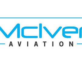 #22 untuk Design a Logo for McIver Aviation oleh erupt