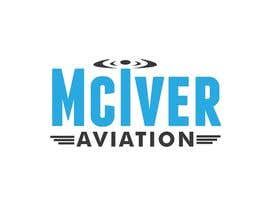 #4 untuk Design a Logo for McIver Aviation oleh Moodpecker
