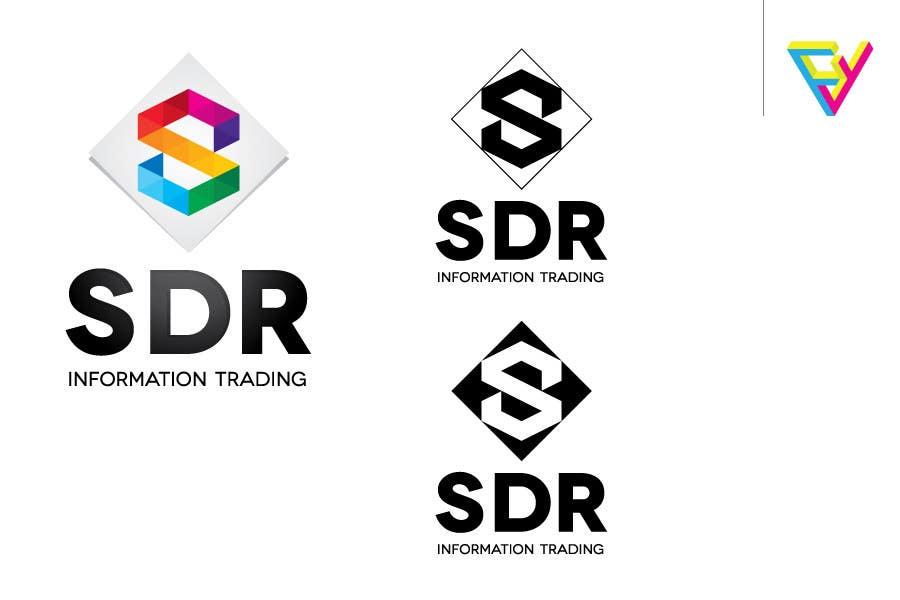Bài tham dự cuộc thi #                                        43                                      cho                                         Logo Design for SDR Information Trading