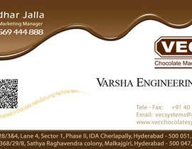 #35 cho Design Business Card bởi jallasridhar
