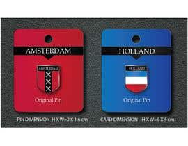 biplob36 tarafından Design for souvenirs pin needed için no 36