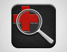 CTRaul tarafından Add detail to existing icon for iOS app: MBS Search için no 178
