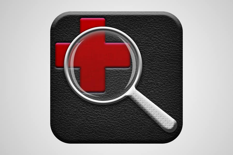 Contest Entry #                                        173                                      for                                         Add detail to existing icon for iOS app: MBS Search