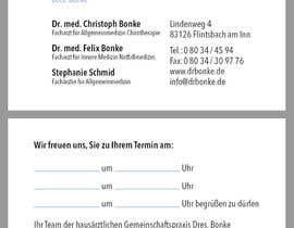 Aboosh tarafından Add a name to a business card için no 6