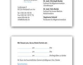 glazaropoulos tarafından Add a name to a business card için no 16