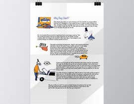 Nro 15 kilpailuun An Illustration for a Blog Post. Winner gets a prize plus another project! käyttäjältä wahala