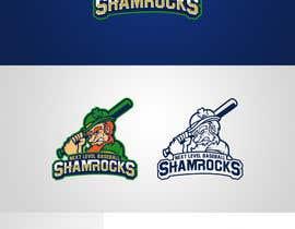 Nro 7 kilpailuun Next Level Baseball Shamrocks käyttäjältä paulfederico11