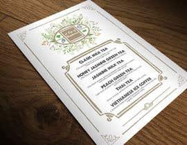 npinkyn tarafından Design a Flyer/ Creative Drink Menu için no 9
