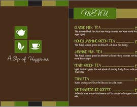 TipsyAby tarafından Design a Flyer/ Creative Drink Menu için no 6