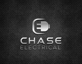 """Nro 161 kilpailuun Design a Logo for """"Chase Electrical"""" käyttäjältä Moonlightcse"""