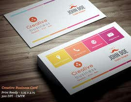 nº 9 pour Design Some Business Cards par chanu4n
