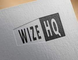 #37 for WizeHQ Logo Design by Ractez