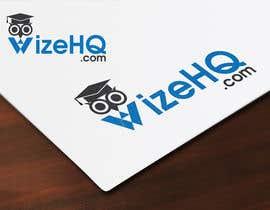 #34 for WizeHQ Logo Design by harishjeengar