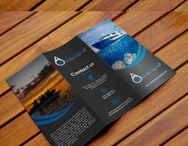 #8 for design A4 folding into C brochure. by stylishwork