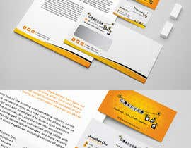 #40 for Design Minimalist Business Card (Logo Ready) and Letter head by SGAWD