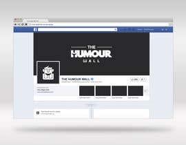 Nro 125 kilpailuun Develop a Brand Identity The Humour Wall käyttäjältä vadimcarazan