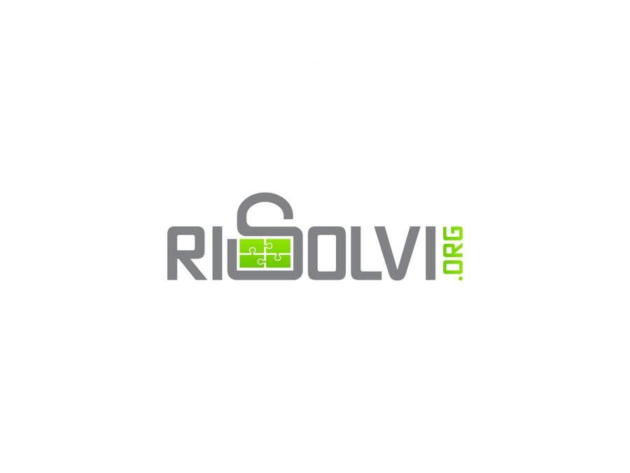 Konkurrenceindlæg #93 for RISOLVI.ORG