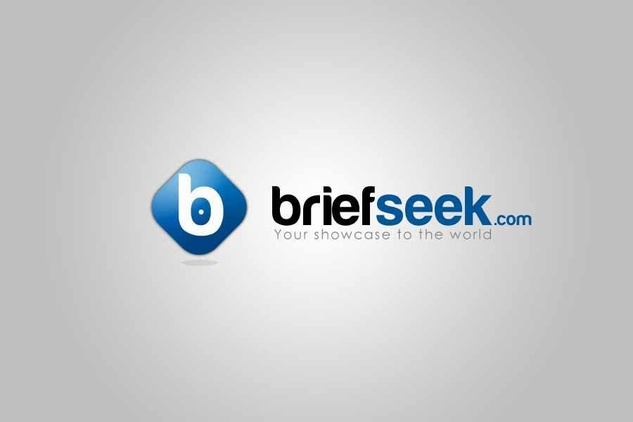 Proposition n°                                        690                                      du concours                                         Logo design for: Briefseek