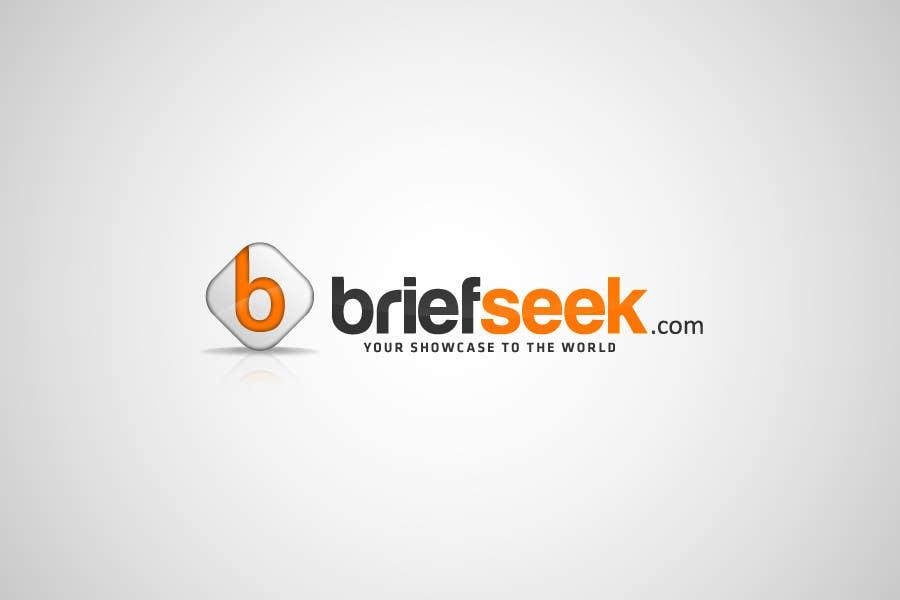 Proposition n°                                        565                                      du concours                                         Logo design for: Briefseek
