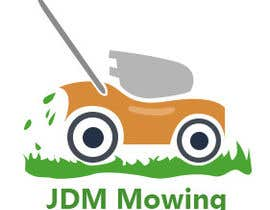 #5 para Design a Logo for JDM Mowers por iPhotoshop