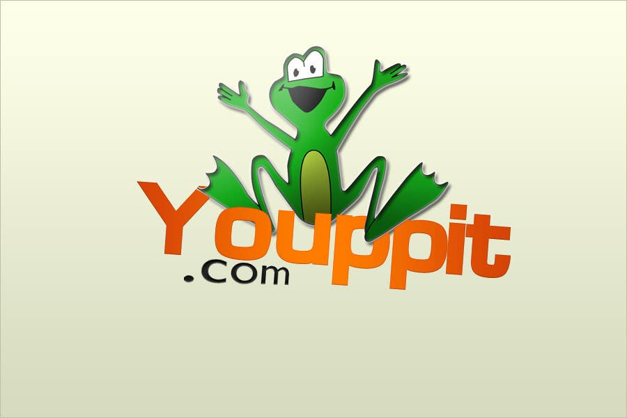 Inscrição nº                                         295                                      do Concurso para                                         Logo Design for Youppit.com