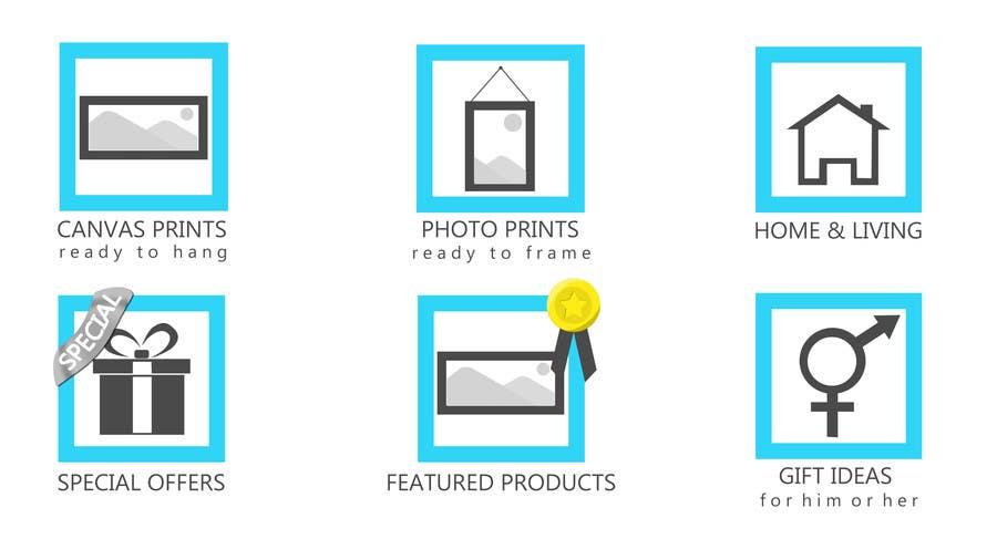 Bài tham dự cuộc thi #6 cho Re-Design category icons/banners