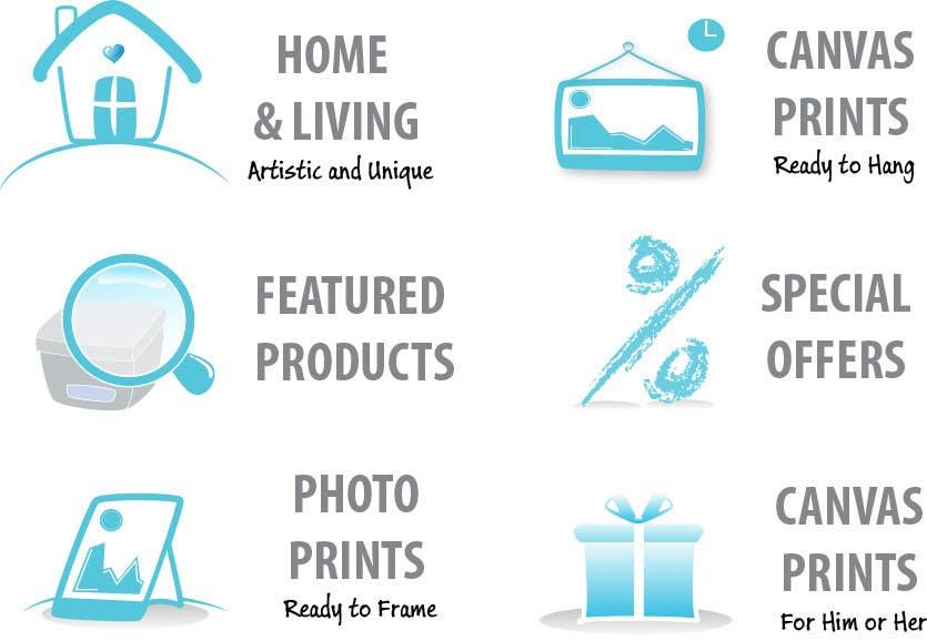 Kilpailutyö #16 kilpailussa Re-Design category icons/banners