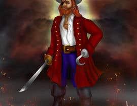 gerardocastellan tarafından Design a pirate için no 12
