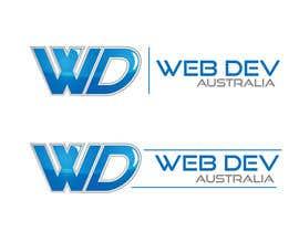 """amrelassalart tarafından Logo for """"Web Dev Australia"""" için no 21"""