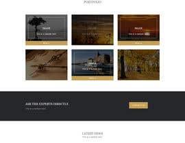 mingma1 tarafından Design a Landing Page için no 11