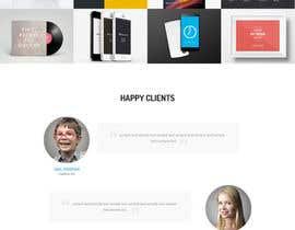 mingma1 tarafından Design a Landing Page için no 12