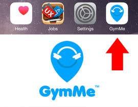 Nro 98 kilpailuun Design a logo for GymMe™ käyttäjältä fireacefist