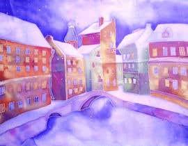 Nro 4 kilpailuun Design some painterly artwork käyttäjältä Eugenya