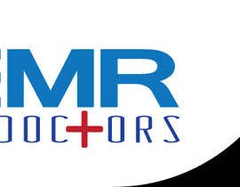 #128 para Logo Design for EMRDoctors Inc. por Mirtala