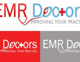 #126 para Logo Design for EMRDoctors Inc. por loubnady