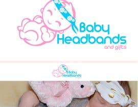 #10 for Design a Logo for http://babyheadbandsandgifts.com/ by gbeke