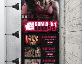 Nro 20 kilpailuun Design a Flyer FOR BOOTCAMPS käyttäjältä Mustafawadiwala