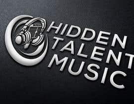 Nro 57 kilpailuun Design a logo for an upcoming music venture. käyttäjältä anacubaque09