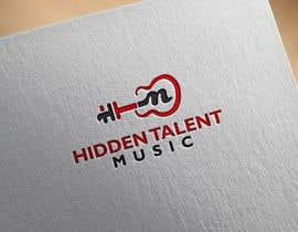 Nro 22 kilpailuun Design a logo for an upcoming music venture. käyttäjältä farzana1994
