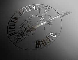 Nro 62 kilpailuun Design a logo for an upcoming music venture. käyttäjältä darkoosk