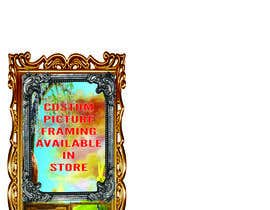 #9 for DESIGN A PICTURE FRAMING BANNER by Prathwish