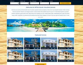 #33 for Design a Website Mockup for Holiday Rentals by greenarrowinfo