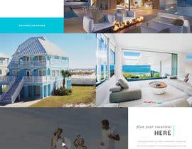 #26 for Design a Website Mockup for Holiday Rentals by ohmyfunsite