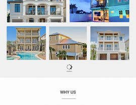 #25 for Design a Website Mockup for Holiday Rentals by mirary