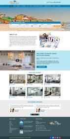 abcdNd tarafından Design a Website Mockup for Holiday Rentals için no 12