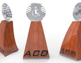 nº 20 pour Do some 3D Modelling and design for a trophy par bengbayly