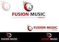 Bài tham dự #323 về Graphic Design cho cuộc thi Logo Design for Fusion Music Group