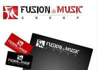 Bài tham dự #265 về Graphic Design cho cuộc thi Logo Design for Fusion Music Group
