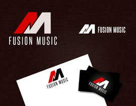 #120 para Logo Design for Fusion Music Group por pivarss