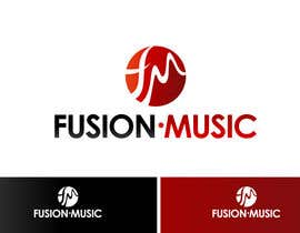 #162 para Logo Design for Fusion Music Group por Designer0713